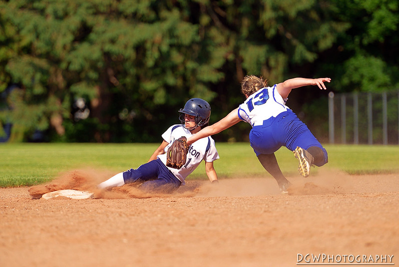 Lauralton Hall vs. Bristol East High Girls Softball