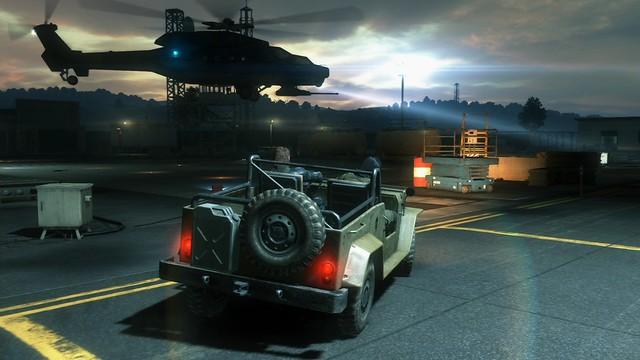 Metal Gear Solid V : Ground Zeroes - Screenshot 2