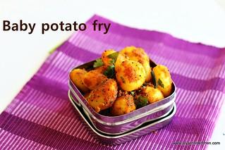 Baby-potato-fry