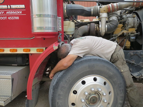 Z Crew: Greasing trucks