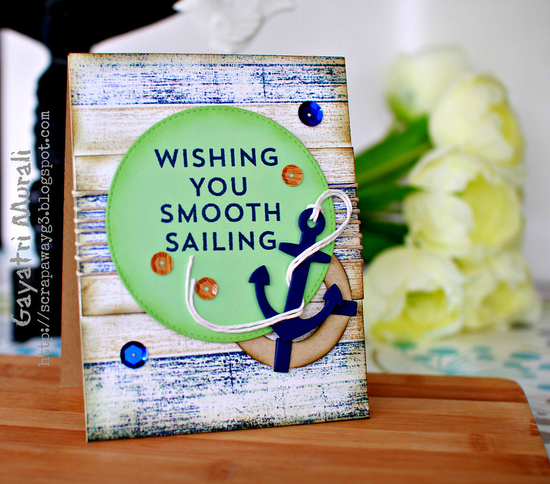 Wishing you smooth sailing2