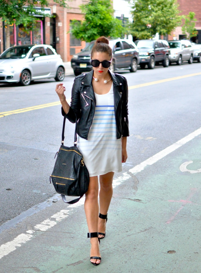 Christine-Cameron-My-Style-Pill-Maje-Dress-Edgy-Stripes1