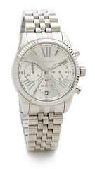 Michael-Kors-Silver-Lexington-Watch