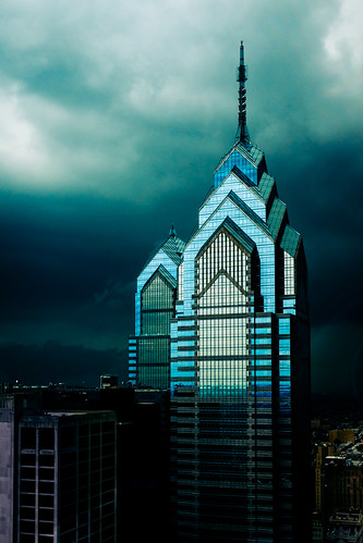 street city urban storm reflection philadelphia glass rain architecture clouds contrast dark moody fuji philly 23mm x100s