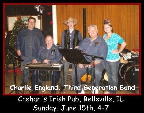 Charlie England 6-15-14