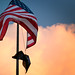 Small photo of United States of America Flag - Stars and Stripes