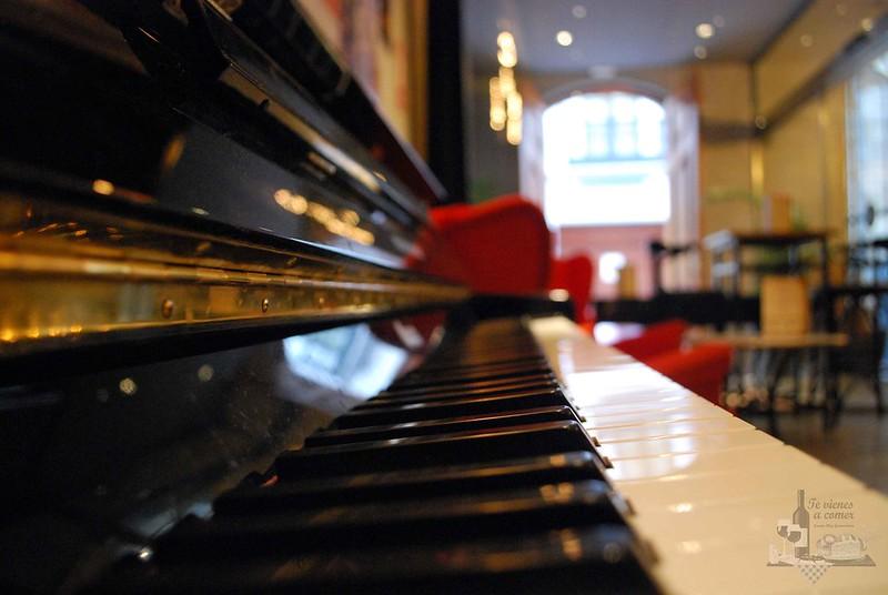 Detalle Piano