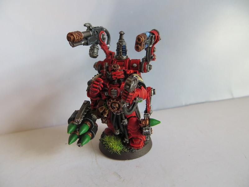 Techmarine Gunner