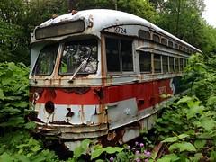 """Retired"" SEPTA Trolley"