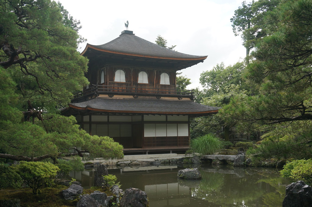 The Silver Pavilion, Kyoto