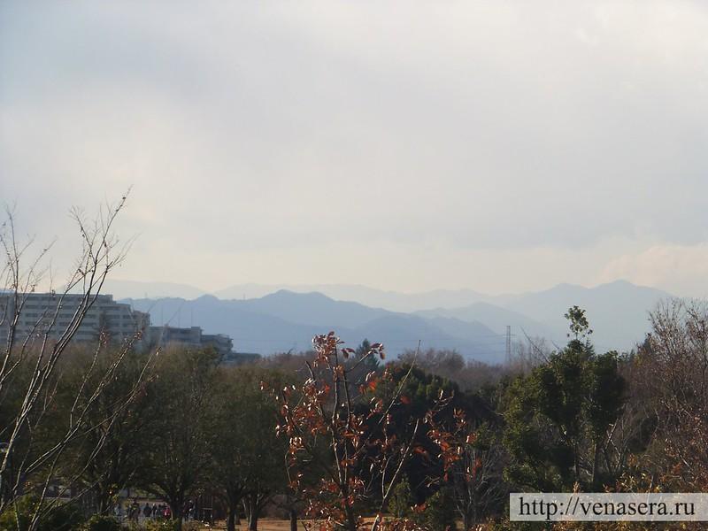 В Японии очень много гор