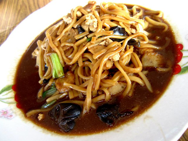 Foochow fried noodles