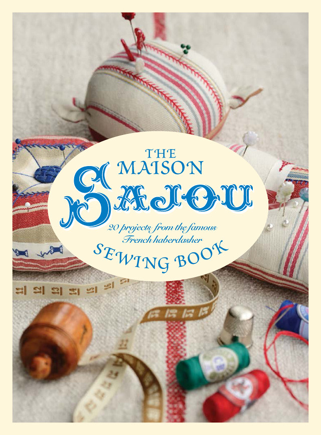 Maison Sajou Sewing Book