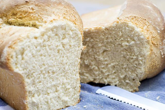 Pan para tostadas