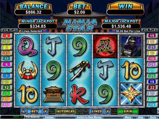 Ninja Star slot game online review