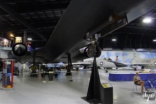Fahrwerk: SR-71A Blackbird