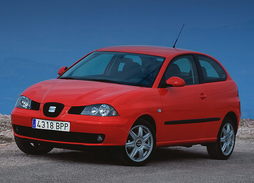 SEAT Ibiza 3ª generación