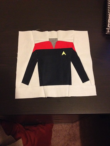 Star Trek Uniform - Voyager