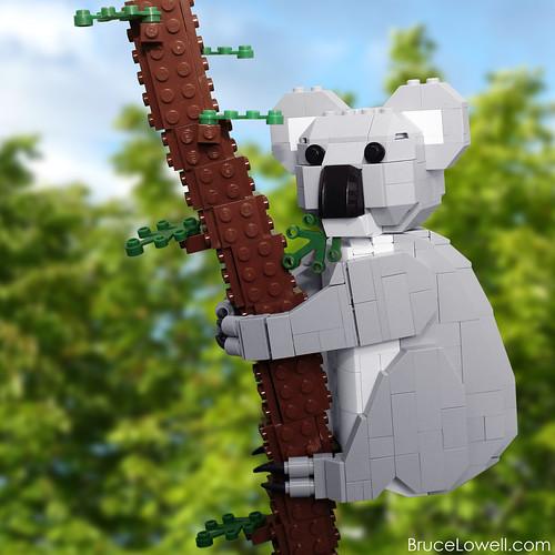LEGO Koala Bear