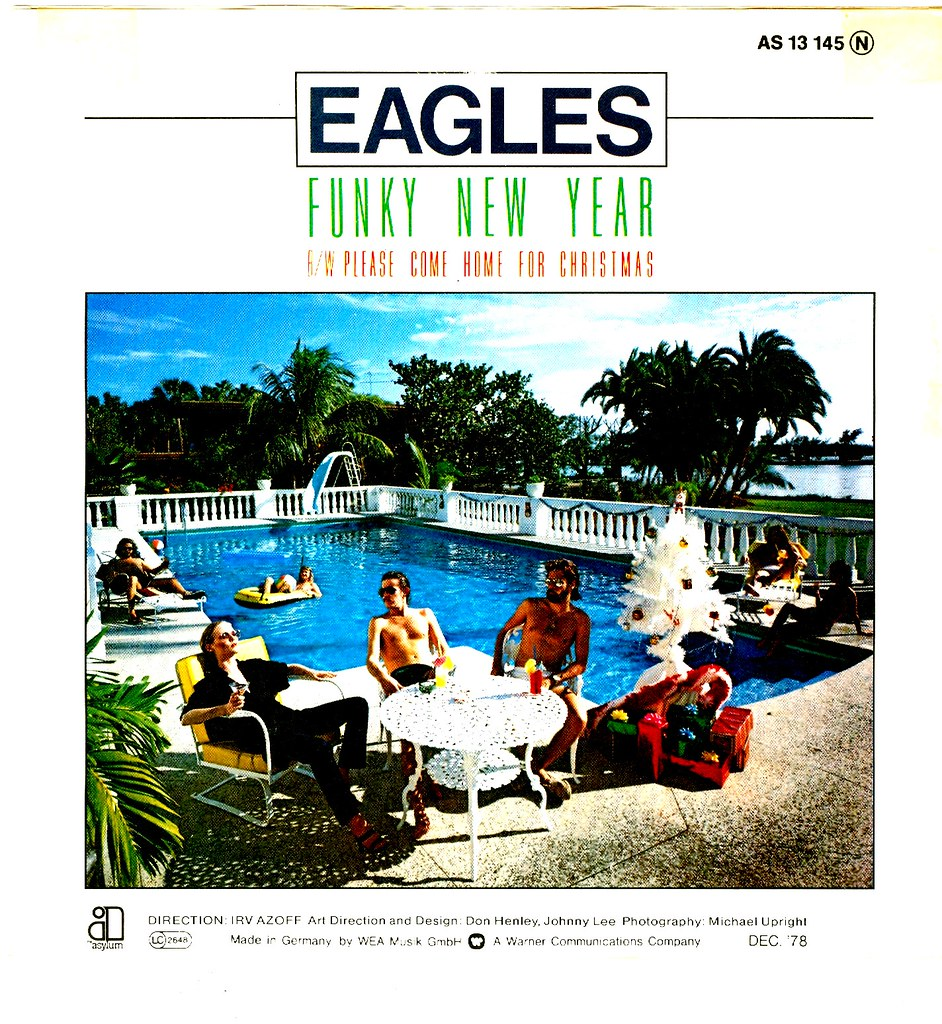 Eagles Please Come Home For Christmas.9 Eagles Please Come Home For Christmas D 1978 Flickr