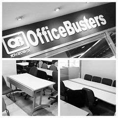 Our people deserves a spacious playground to work their magic. office desks. Check! !