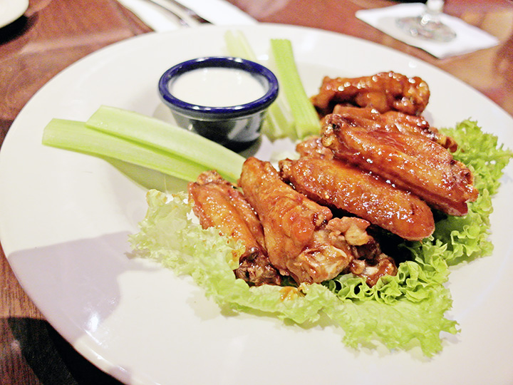 hard rock cafe wings