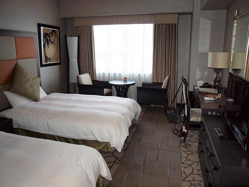 Kyoto Hotel Room