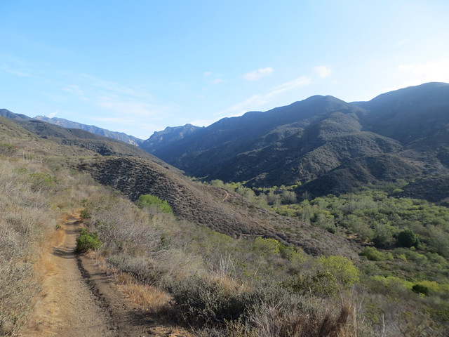 Zuma View trail