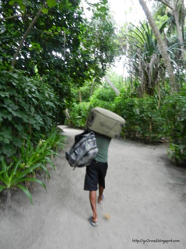 Носильщик багажа