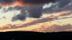 cumulus(1.0), cloud(1.0), red sky at morning(1.0), sky(1.0), dusk(1.0), sunset(1.0), afterglow(1.0),