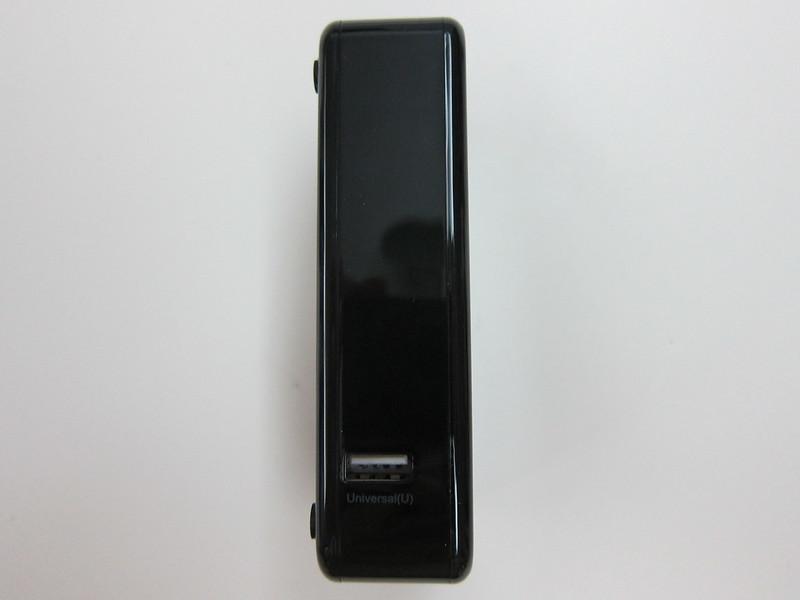 Bolse 40W (5V/8A) 5-Port USB Wall/Desktop Charger - Right