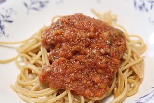 「菜食イタリアンレシピ編」トマトソースのパスタ