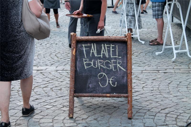 Ruokasotaa Tampere Food Fest