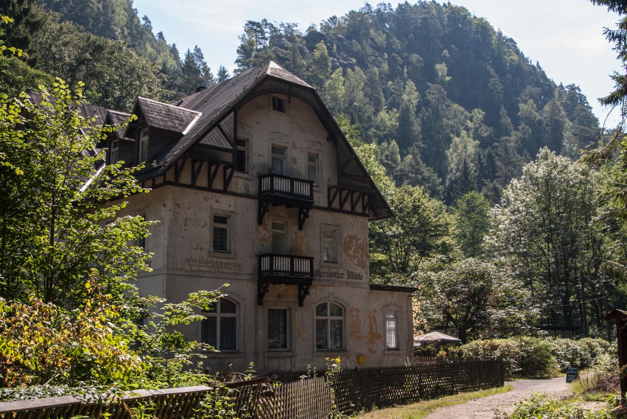 Waltersdorfer Mühle
