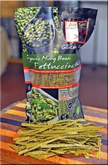 A New Product-Mung Bean Fettuccine Pasta