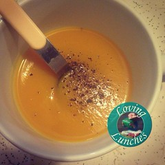 Loving a quick dinner… thank you @kambrookau #soupsimple !