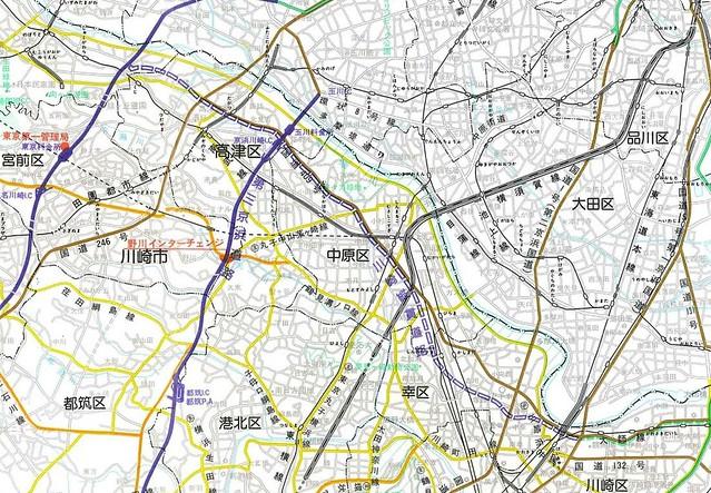 川崎縦貫道