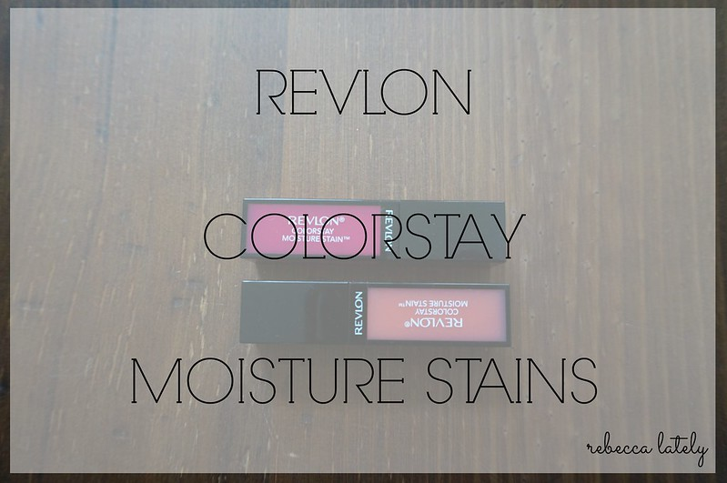 Revlon Colorstay Moisture Stains 1