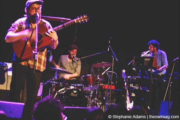 Bear's Den @ Bowery Ballroom, NYC 7/31/14