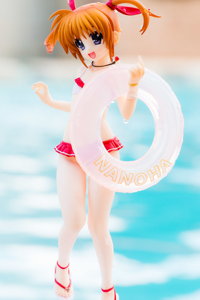 Alter Nanoha Swimsuti ver.