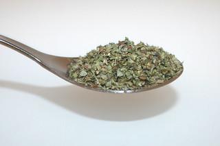 13 - Zutat Majoran / Ingredient marjoram