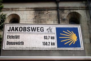 Jakobsweg / Camiño de Santiago
