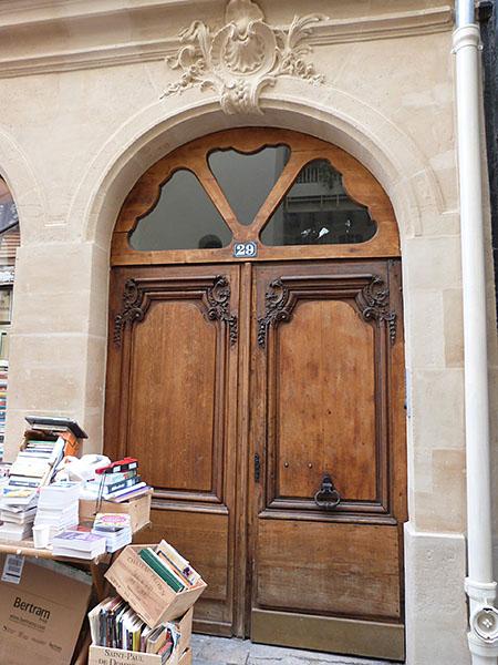 porte abbey bookshop