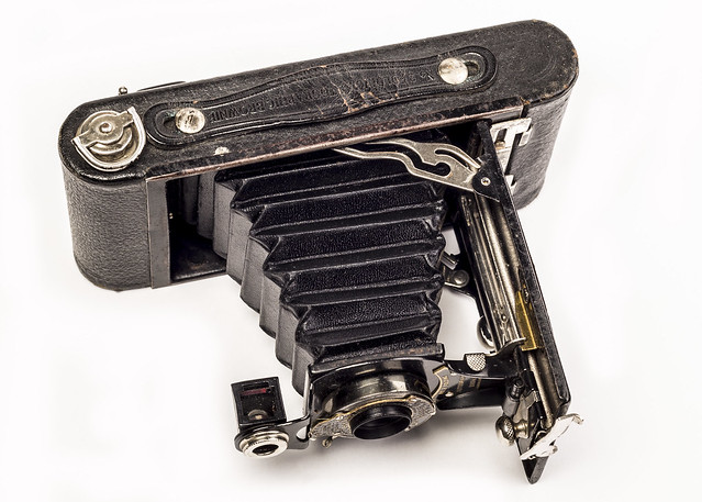 No. 2 Folding Autographic Brownie