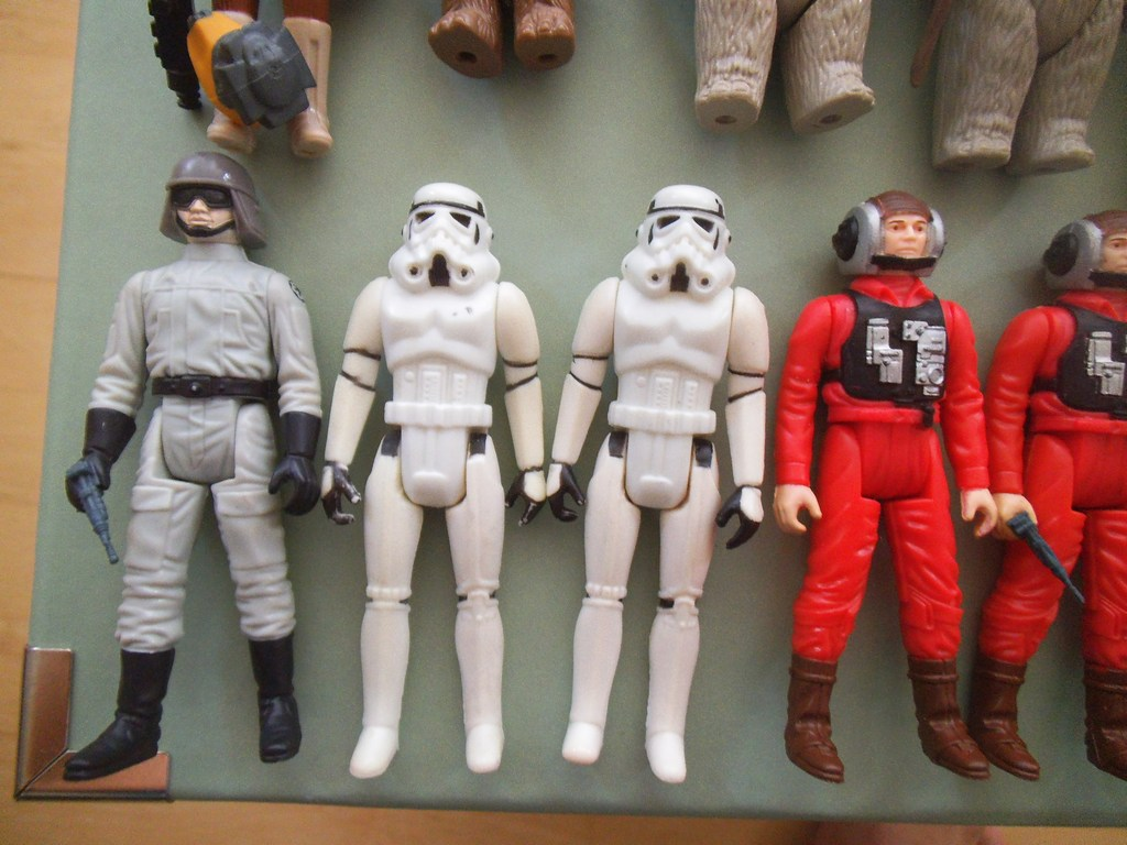 Star Wars childhood collection for sale (7)