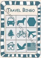 Travel Bingo