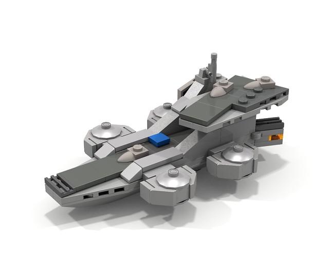 LEGO Avengers - Helicarrier