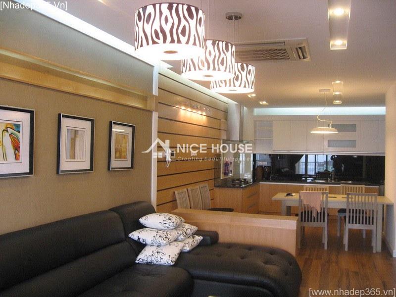 Thiết kế nội thất chung cư M5 - Hà Nội_19