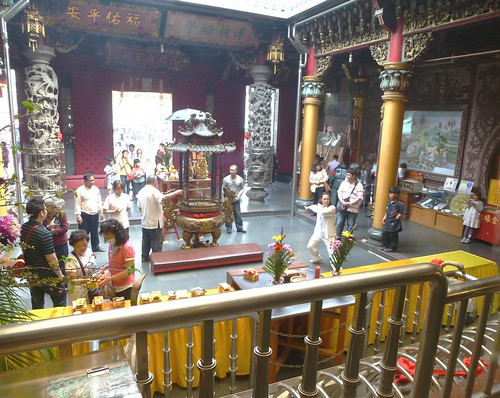 Taiwan-Tainan-Amping-Matsu Temple (8)