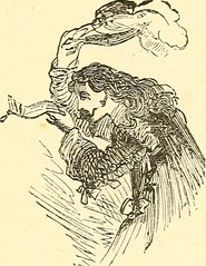 "Image from page 204 of ""Carols of Cockayne"" (1874)"